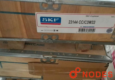 SKF 23144CC/C3W33 spherical roller bearings