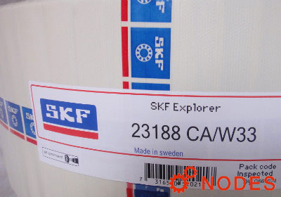 SKF 23188CA/W33 spherical roller bearings