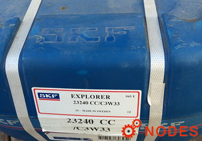 SKF 23240CC/C3W33 spherical roller bearings