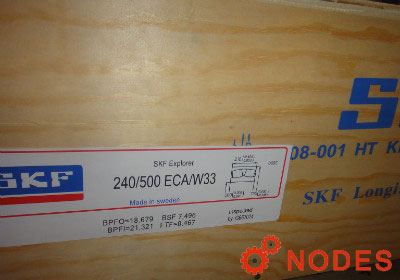SKF 240/500ECA/W33 spherical roller bearings