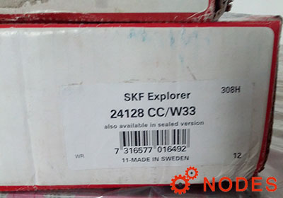 SKF 24128CC/W33 spherical roller bearings