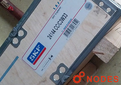 SKF 24144CC/C3W33 spherical roller bearings