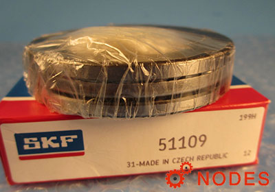 SKF 51109 thrust bearings