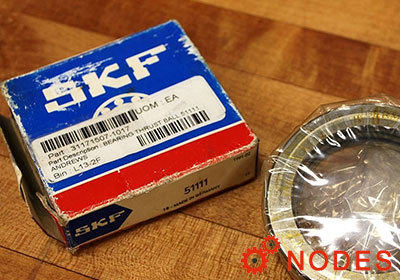 SKF 51111 thrust bearings