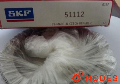 SKF 51112 thrust bearings