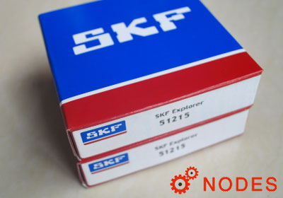 SKF 51215 thrust bearings