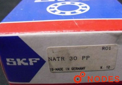 SKF NATR30PPA support roller bearings | 62x30x29mm