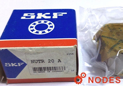 SKF NUTR20A support roller bearings | 47x20x25mm