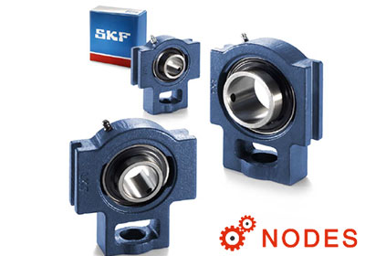 SKF take up bearings