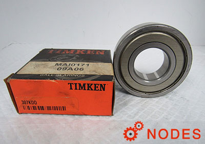 TIMKEN Fafnir 307W Maximum Capacity Ball Bearings | 35x80x21