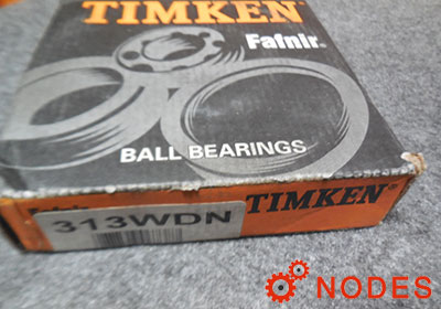 TIMKEN Fafnir 313WDN Maximum Capacity Ball Bearings | 65x140