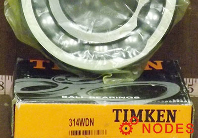 TIMKEN Fafnir 314WDN Maximum Capacity Ball Bearings | 70x150