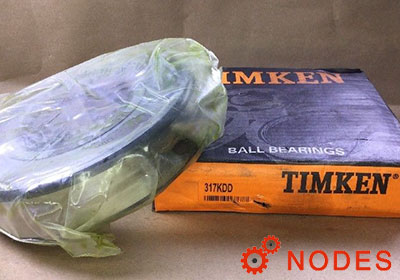 TIMKEN Fafnir 317K, 317KDD Deep groove ball bearings
