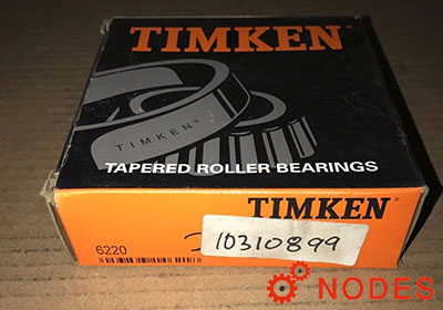 TIMKEN 6220 Deep Groove Ball Bearings | 100x180x34mm
