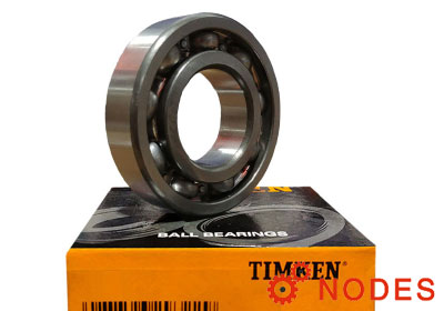 TIMKEN 6405 Deep Groove Ball Bearings | 25x80x21mm