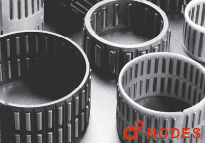 Timken inch series needle roller and cage radial assemblies
