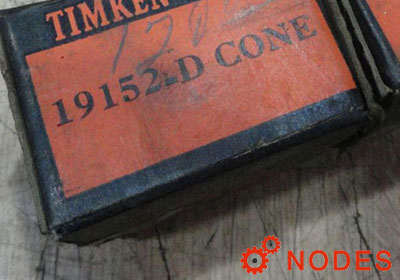 TIMKEN  19152D - 19262 Tapered Roller Bearings