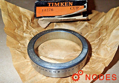 TIMKEN 14117A-14276 tapered roller bearings