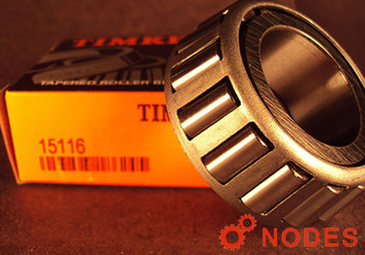 TIMKEN 15116-15250RB tapered roller bearings