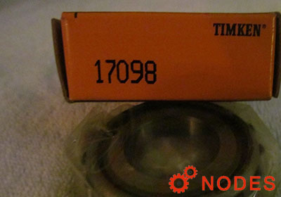 TIMKEN 17098-17244A tapered roller bearings