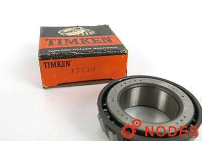 TIMKEN 17118-17244A tapered roller bearings