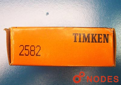 TIMKEN 2582-2520A tapered roller bearings