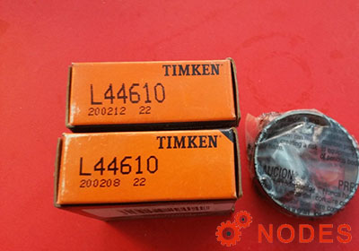 TIMKEN L44640-L44610 tapered roller bearings