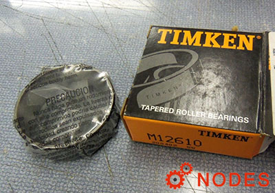 TIMKEN M12648A-M12610 tapered roller bearings