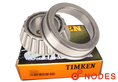 TIMKEN Flange Tapered Roller Bearings