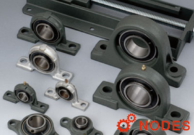 Pillow Blocks & Flanges & take-up bearing units